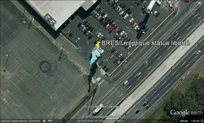 Statue de la Liberté = les répliques découvertes grâce à Google Earth - Page 4 Ge_rep10
