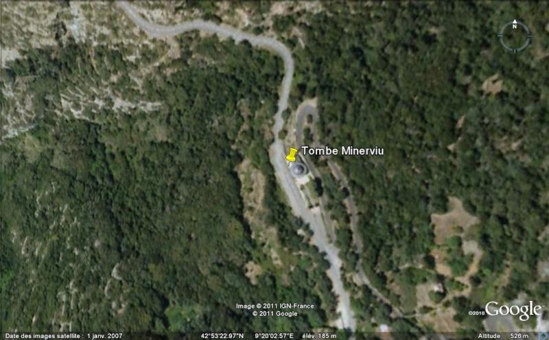 Les tombes des Corses américains - Corse - France Ge_tom12