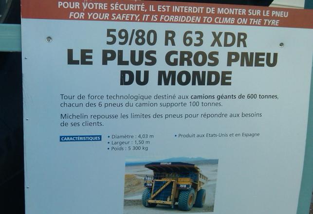 """""""L'Aventure Michelin"""" - Clermont-Ferrand - Puy de Dôme - France Img00510"""