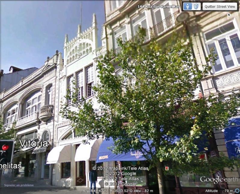 La librairie Lello et Irmao, Porto - Portugal Lib_po10
