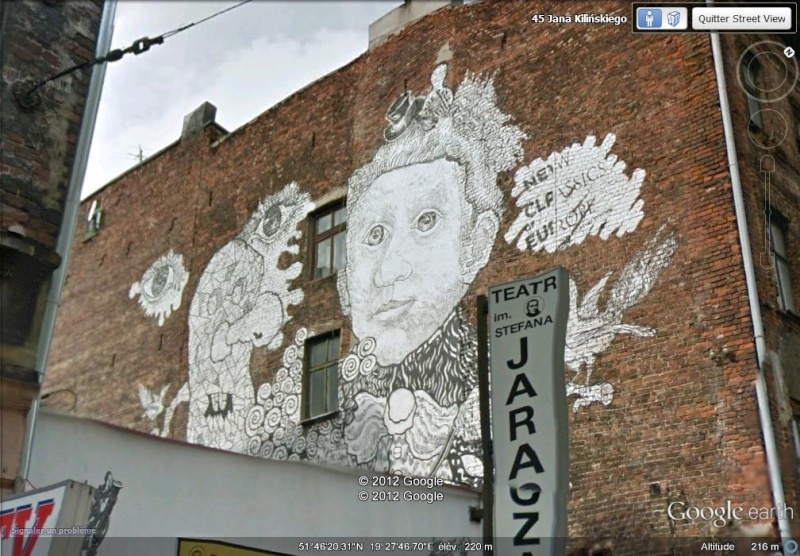 STREET VIEW : les fresques murales - MONDE (hors France) - Page 13 Sv_mur12
