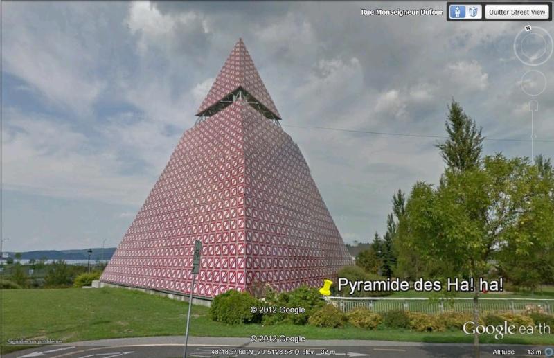 [Canada] - Pyramide des Ha! Ha! - La Baie - Québec Svgg10