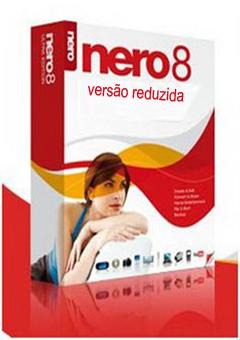 Nero 8 Micro 8.3.2.1- Versão Reduzida Capane10