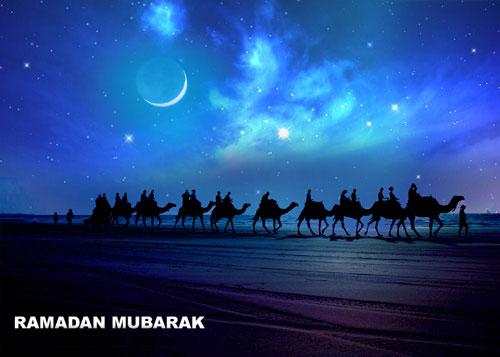 Рамадан Карим - с наступлением священного месяца Рамадана 1_133110