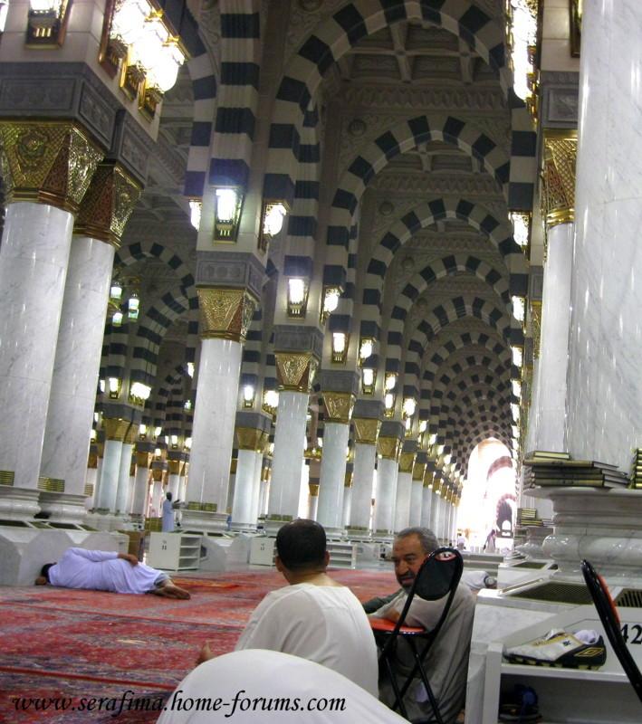 Путешествие в Медину и Мекку. Саудовская Аравия. Святая земля - Страница 2 Img_1024