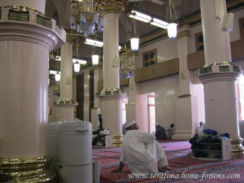 Путешествие в Медину и Мекку. Саудовская Аравия. Святая земля - Страница 2 Img_1029