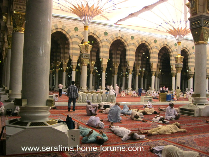 Путешествие в Медину и Мекку. Саудовская Аравия. Святая земля - Страница 2 Img_1034