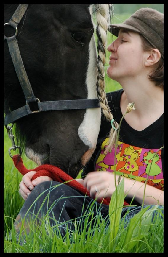 Concours Photo Novembre : Le Cheval et l'Humain, en toute Complicité 0311