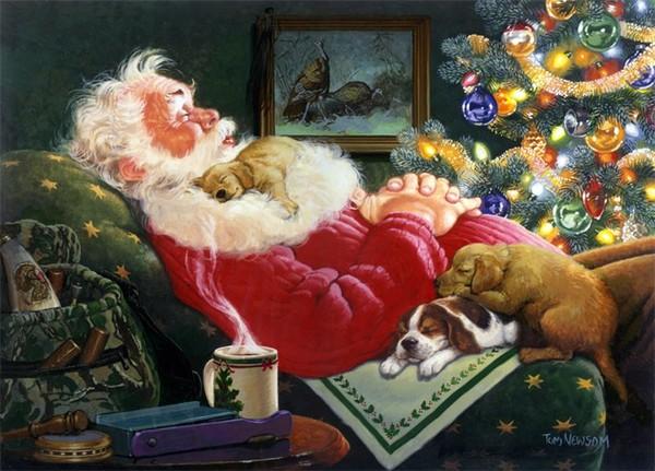 Merry Christmas - Joyeux Noël -  fröhliche Weihnachten -vrolijk Kerstfeest 4fbf2d10