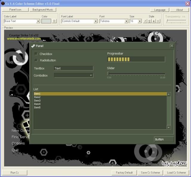 Modifica la GUI de tu CS! 0210