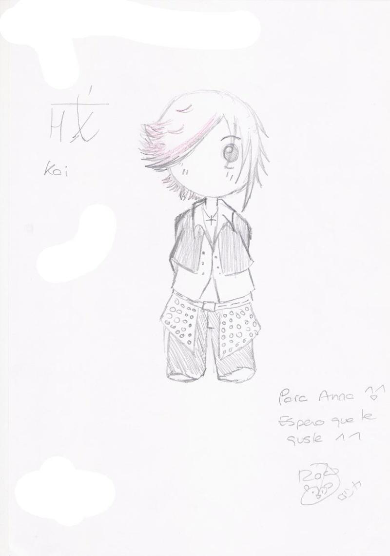 Los dibujos de Inuka subidos por nana~ The_ga10