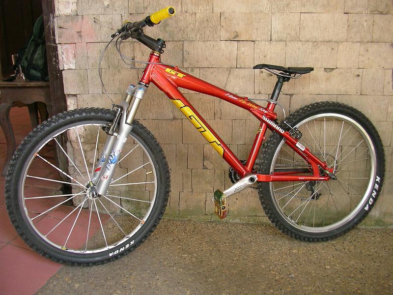 Bike history Hans10