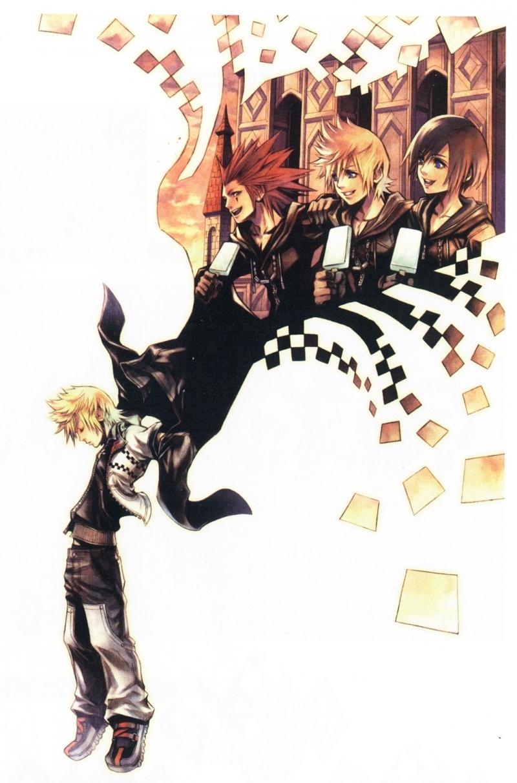 Kingdom Hearts - Page 2 Artwor10