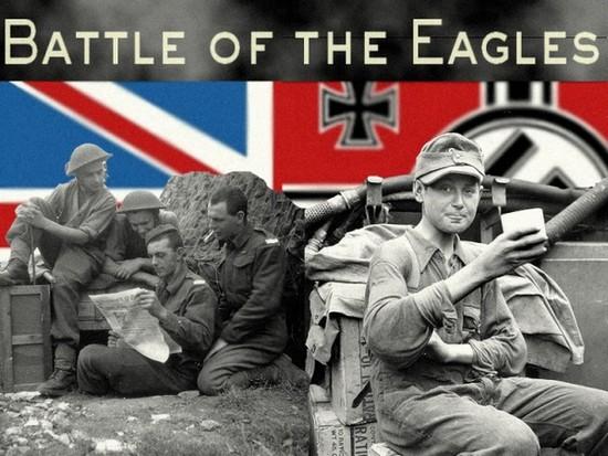 Battle of  Eagles