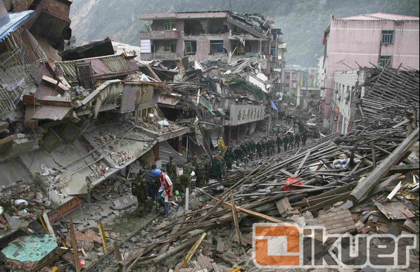 Let's Pray for them - China Earthquake 20080510