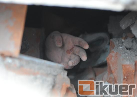 Let's Pray for them - China Earthquake 20080512