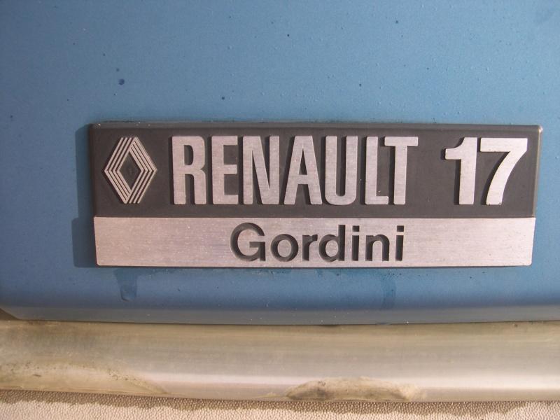 RENAULT 17 GORDINI R17_0311