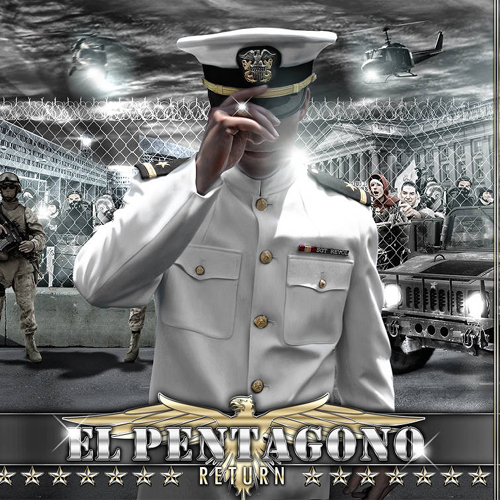 El Pentagono Returns & Mi Sentimiento - My Feeling Frontc12