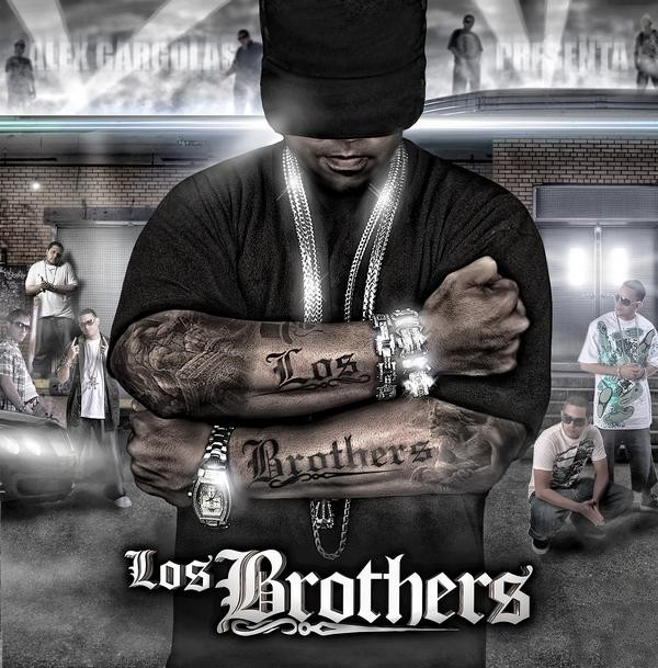 Alex Gargola Presents : Los Brothers (Randy, Arcangel y más) Losbro10