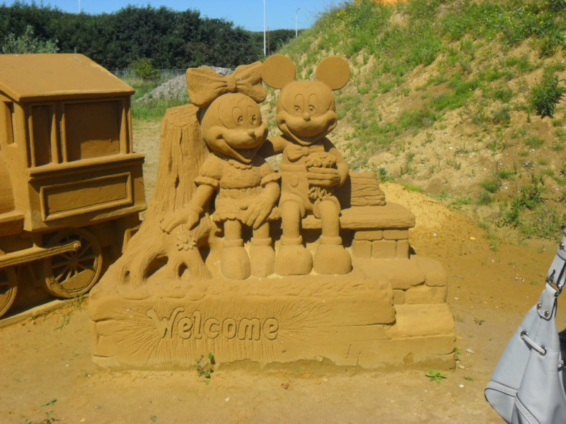 Blankenberge: Sculpture de sable Festival 2011 (belgique) - Page 4 Sam_2711