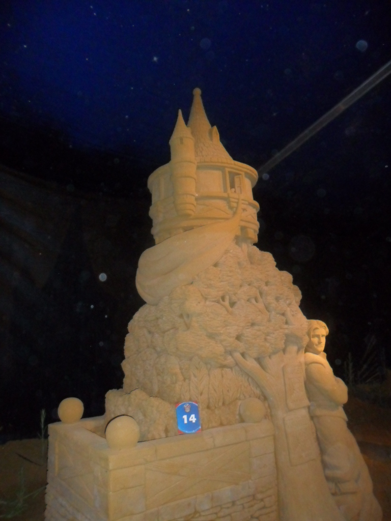 Blankenberge: Sculpture de sable Festival 2011 (belgique) - Page 4 Sam_2713
