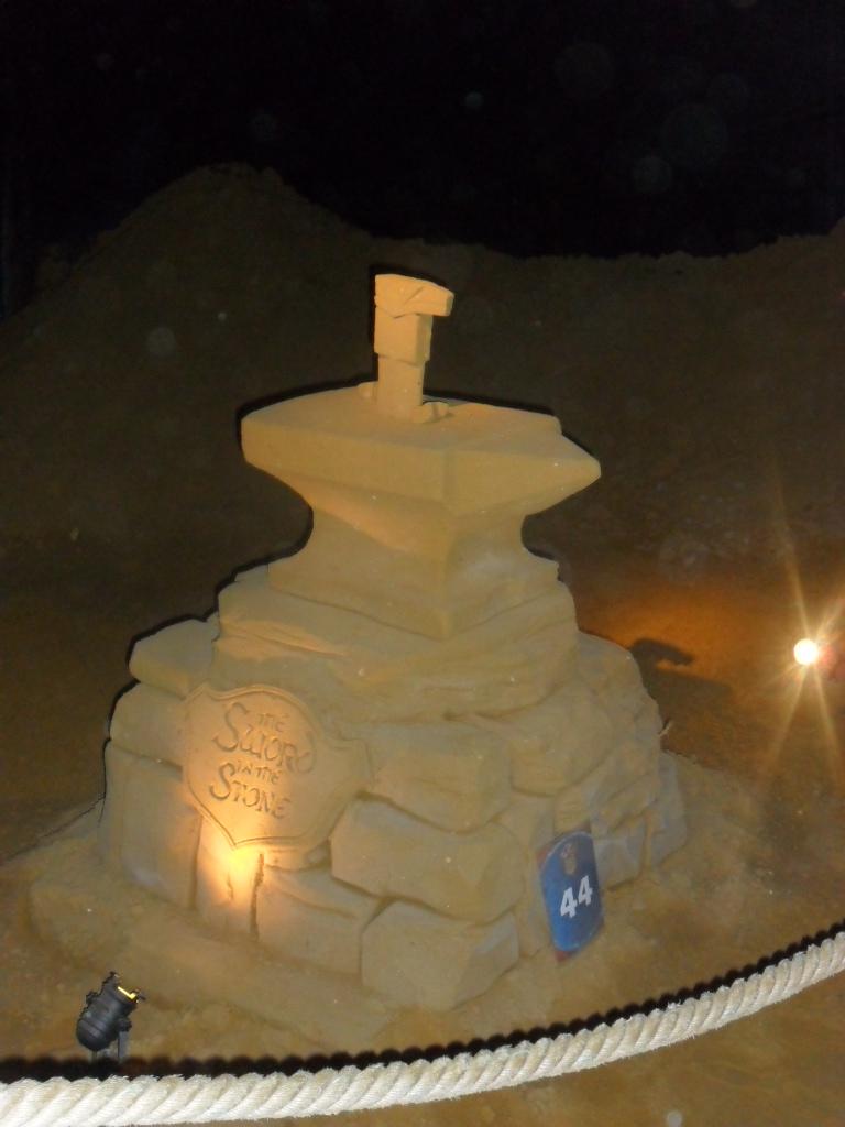 Blankenberge: Sculpture de sable Festival 2011 (belgique) - Page 4 Sam_2716