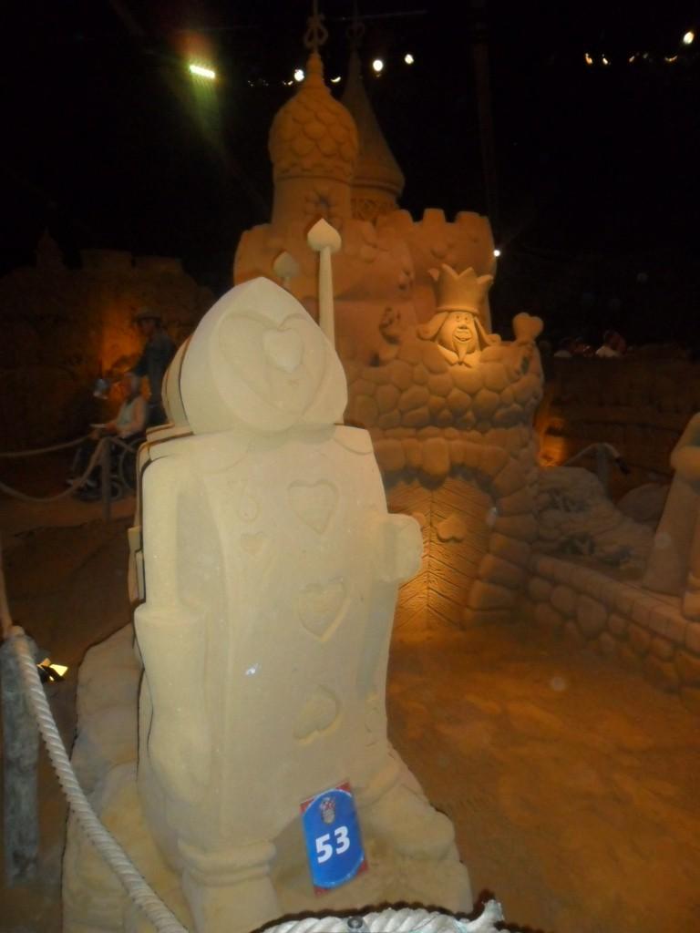 Blankenberge: Sculpture de sable Festival 2011 (belgique) - Page 4 Sam_2810
