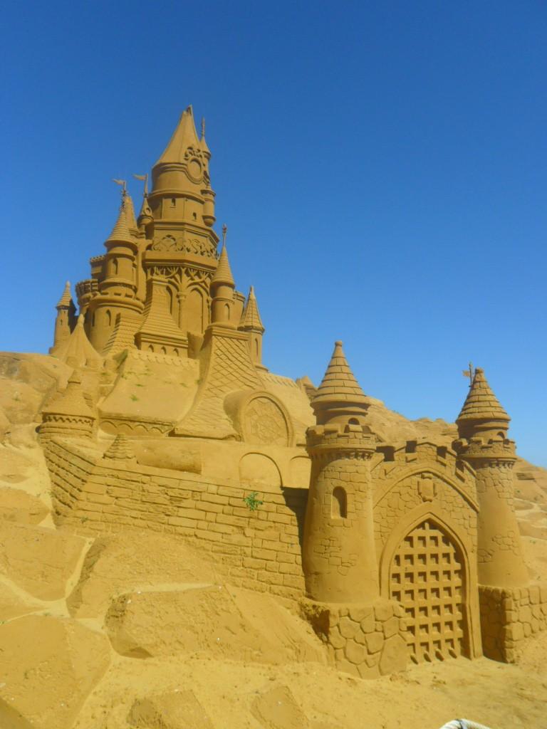 Blankenberge: Sculpture de sable Festival 2011 (belgique) - Page 4 Sam_2811