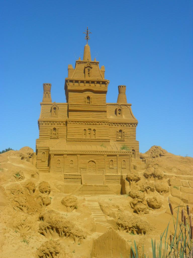 Blankenberge: Sculpture de sable Festival 2011 (belgique) - Page 4 Sam_2813