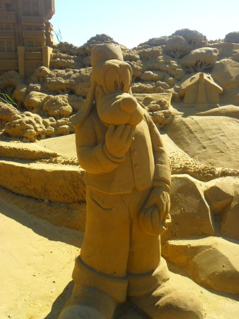 Blankenberge: Sculpture de sable Festival 2011 (belgique) - Page 4 Sam_2816