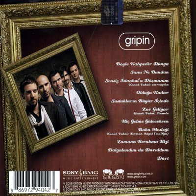 Gripin - Gripin 2 *Full Albüm* 2rg1g910
