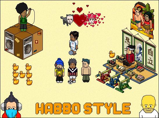 Habbo-Style