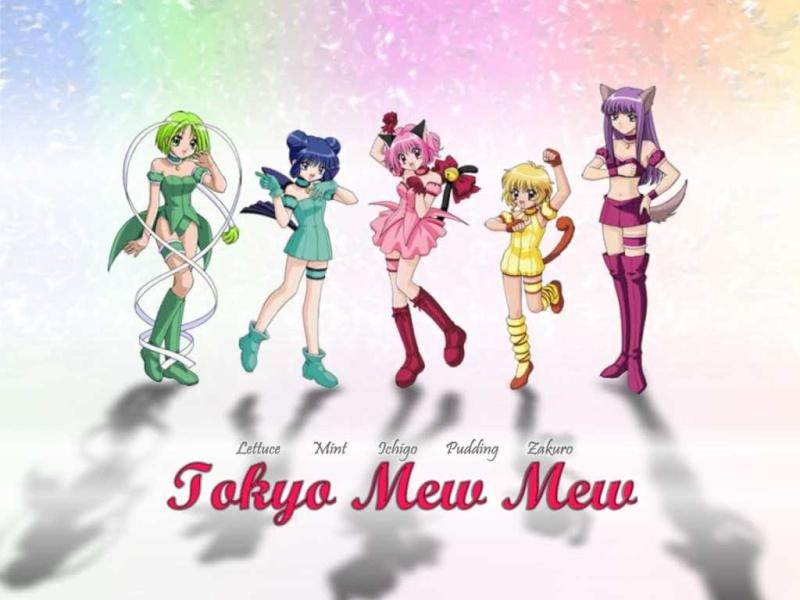 تقرير عن الأنمي tokyo meow meow 86644910
