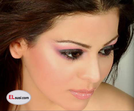 مكياج روعه للبنات :) يعني العياز لايحطونه 410