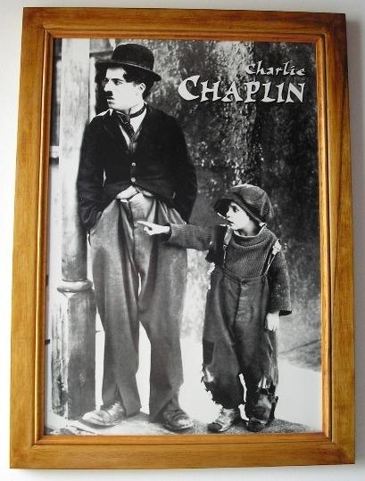 Charles Chaplin. Chapli11