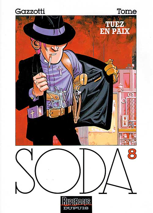 BANDES DESSINEES Soda11
