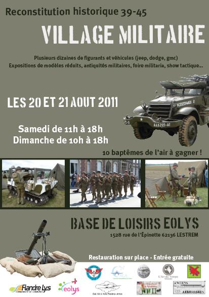 Le 20 et 21 juin 2011, Base Eolys à Lestrem/Merville . 2011-010