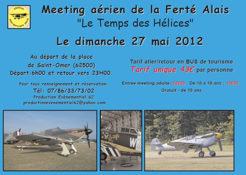 Déplacement meeting aérien de la Ferté Alais depuis le NORD 2011-112