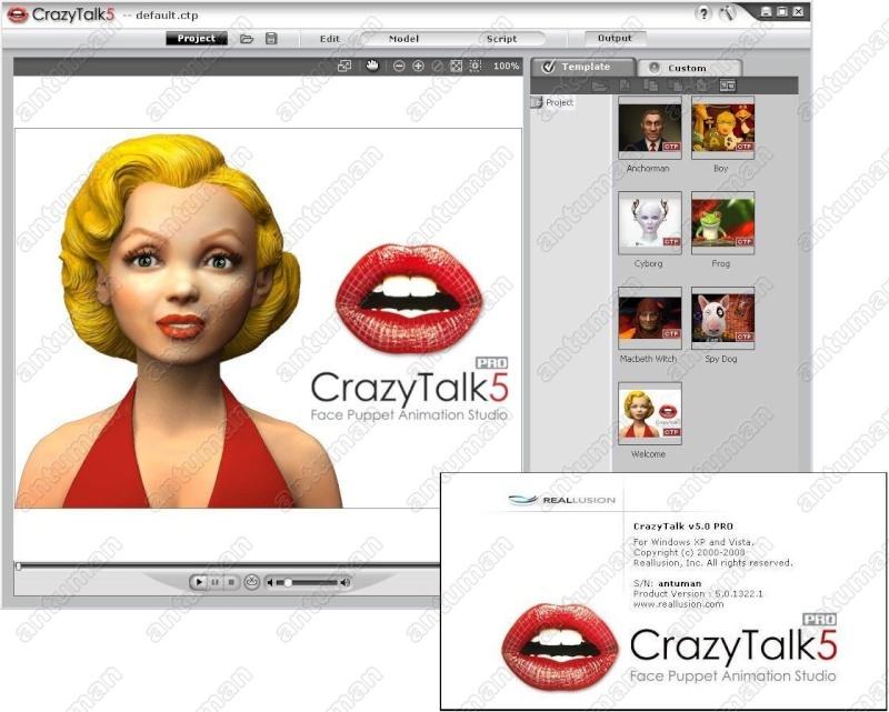 crazy talk avatar Screen10