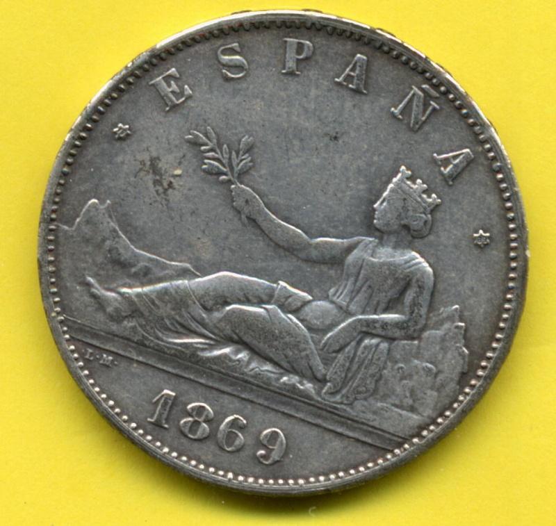 Moneda de 5 pesetas 1869 5_pese10