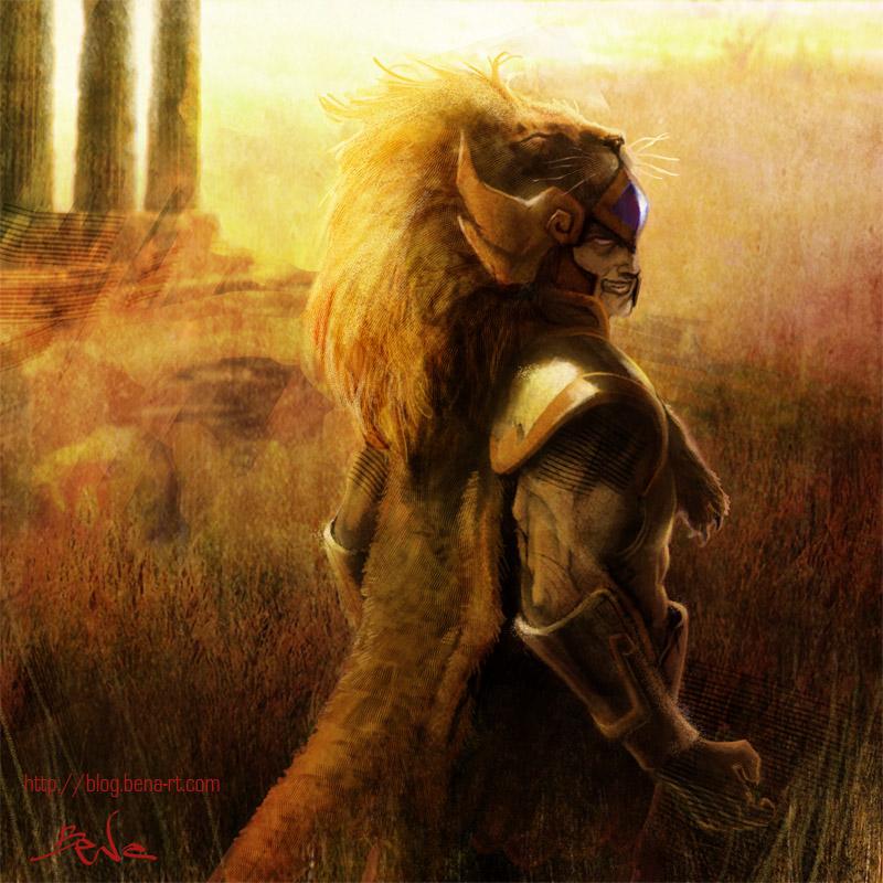 santos dorados del año 1000 Aiolia10