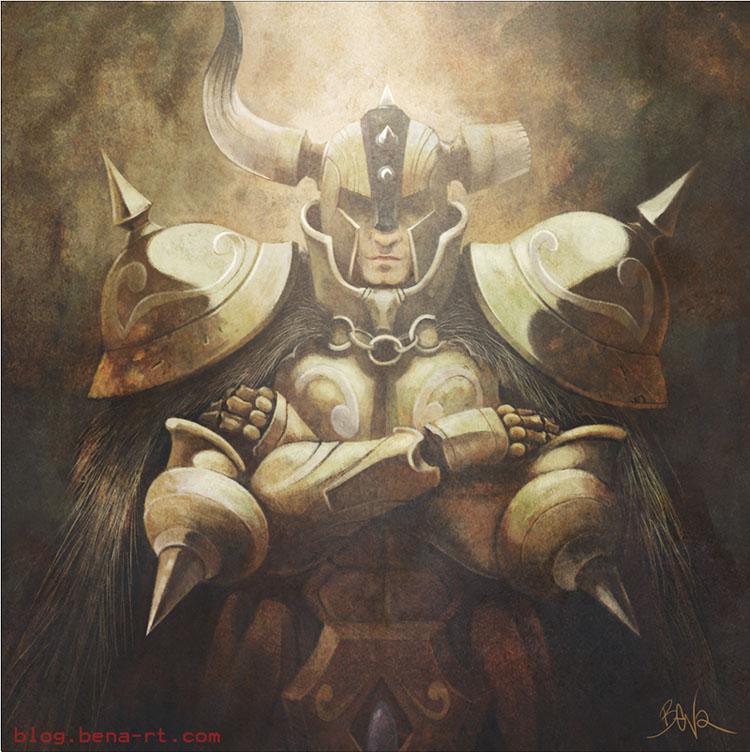 santos dorados del año 1000 Aldeba10