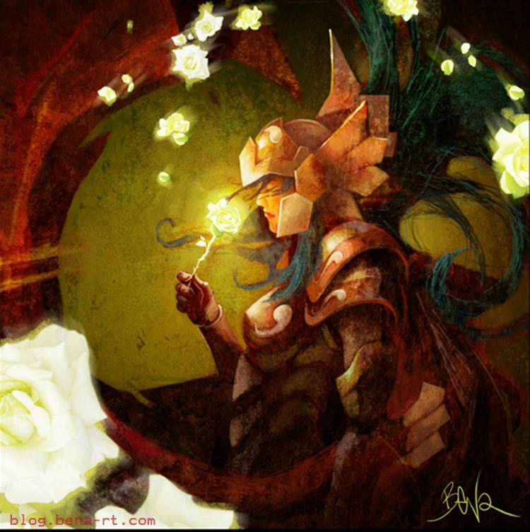 santos dorados del año 1000 Aphrod10