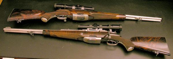 Fuchs bolt action double rifles Fuchs_10