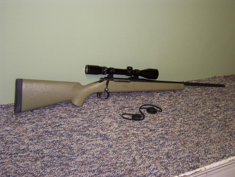 The Giraffe Gun.....a story of a ULA Ula10