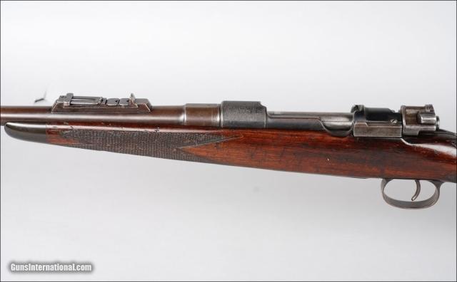 The Giraffe Gun.....a story of a ULA Westle10