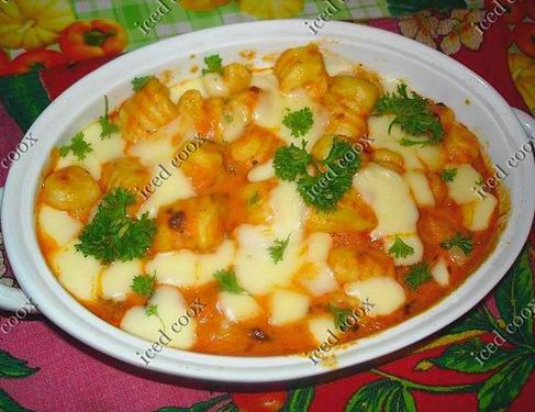 Картофель родной и любимый. Блюда из картофеля. 01111