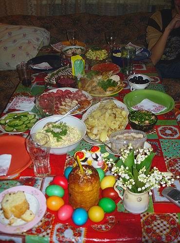 блюда - День рожденеФское меню, блюдА и праздничный стол 114