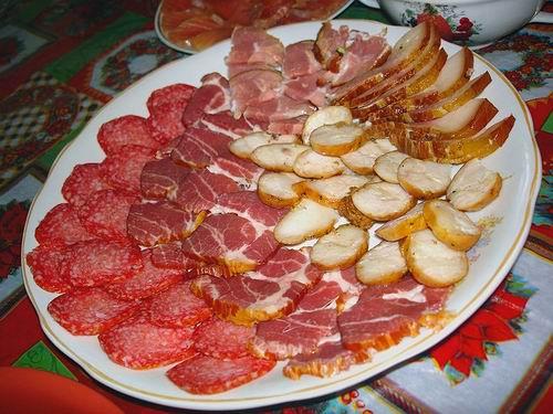 блюда - День рожденеФское меню, блюдА и праздничный стол 310