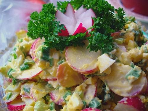 блюда - День рожденеФское меню, блюдА и праздничный стол 3810